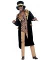 Carnavalskleding pooier outfit heren