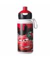 Cars Lightning McQueen pop-up reisbeker 275 ml
