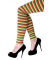 Carnaval legging voor dames