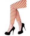 Gestreepte legging voor dames