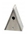 Driehoek nestkastje 23 cm hout