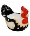 Paasviering eierdop haan 5 cm