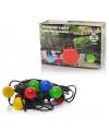Gekleurde party lichtjes 10 bolletjes