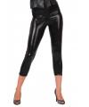 Glimmende zwarte legging