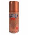 Decospray in het goud 150 ml