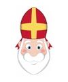 Sinterklaas maskers knutselen pakket