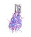 Fiets accessoires handvaten versiering paars