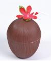 Hawaii kokosnoten bekers