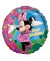 Folieballonnen Minnie Mouse 45 cm