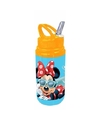 Minnie Mouse drink fles blauw