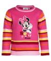 Fuchsia Minnie Mouse sweater