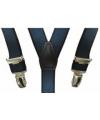Verkleed bretels navy voor jongens
