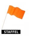 Oranje vlaggetjes voordeelpakket