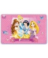 Holografisch plastic prinsessen placemat