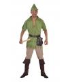 Compleet Robin Hood kostuum