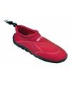 Dames surf en waterschoenen rood