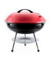 Rode barbecue rond