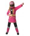 Carnaval Power ranger kostuum voor kids