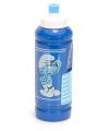 Blauwe waterfles van de Smurfen
