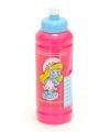 Roze waterfles van de Smurfen