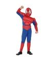 Spinnenheld jumpsuit voor jongens