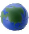 Stressballen wereldbol