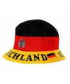 Voetbalsupporter hoedje Duitsland