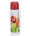 RVS thermosfles tulpen