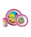 Tweety kinderservies 3 delig