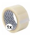 Tape rol transparant 50 mm x 66 meter