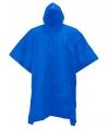 Compacte poncho voor de regen