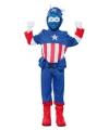 USA superheld kostuum voor jongens
