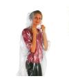 Voordelige transparante regenponcho's