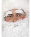 Sinterklaas wenkbrauwen