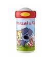 Woezel en Pip reisbeker 275 ml